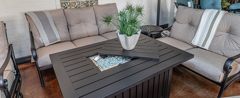 From Showroom to Your Room: Outdoor Patio