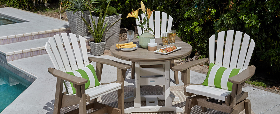 Get Your Backyard Ready for Warm Weather