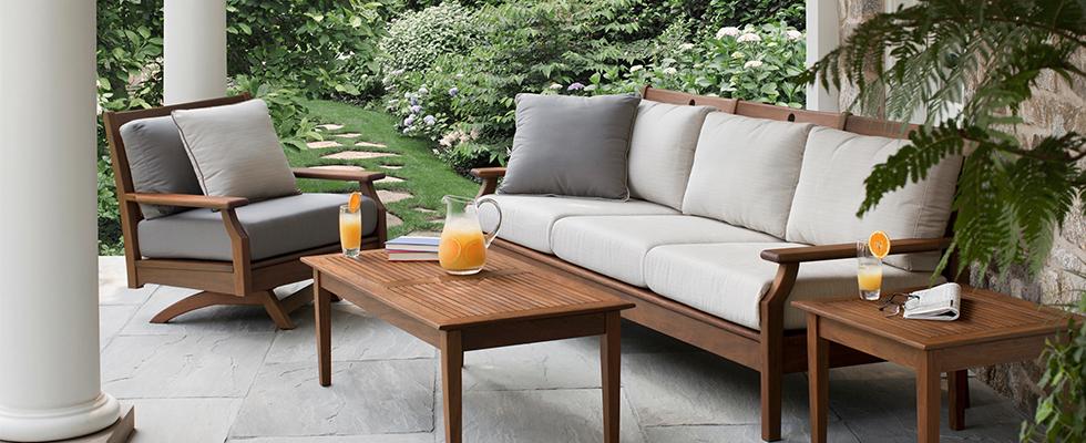 Brand Spotlight: Patio Furniture