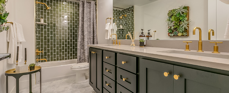 Clever Ways to Decorate a Bathroom
